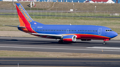 N645SW - Boeing 737-3H4 - Southwest Airlines