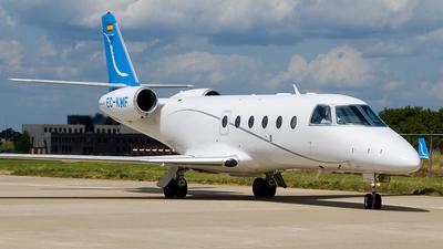 EC-KMF - Gulfstream G150 - Executive Airlines