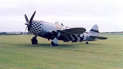 G-THUN - Republic P-47D Thunderbolt - Private
