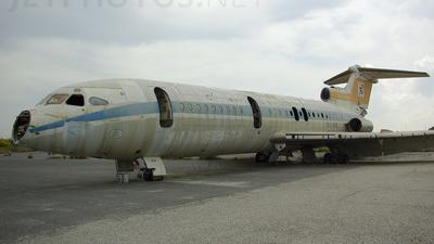 5B-DAB - Hawker Siddeley HS-121 Trident 2 - Cyprus Airways