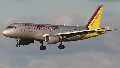 D-AILK - Airbus A319-114 - Germanwings