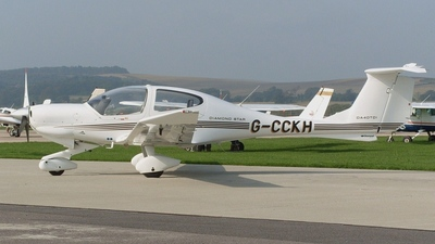 G-CCKH - Diamond DA-40D Diamond Star TDI - Private