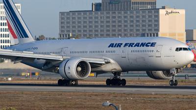 F-GSPA - Boeing 777-228(ER) - Air France