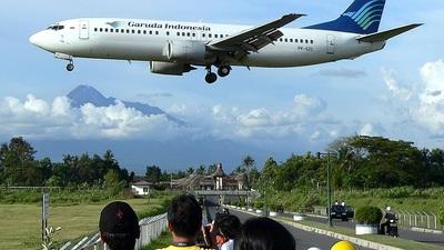PK-GZC - Boeing 737-497 - Garuda Indonesia