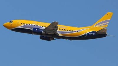 F-GIXL - Boeing 737-348(QC) - Europe Airpost