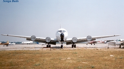 N616SE - Douglas DC-6A Liftmaster - Trans Continental Airlines