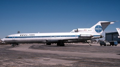 N4753 - Boeing 727-235 - Pan Am