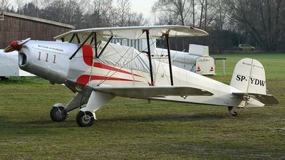 SP-YDW - Bücker 131 Jungmann - Private