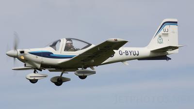 A picture of GBYUJ - Grob G115E - [82095/E] - © hjcurtis