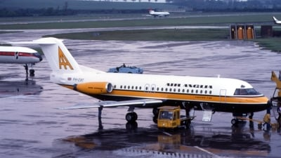 PH-ZBT - Fokker F28-4000 Fellowship - Air Anglia