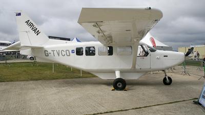 A picture of GTVCO - Gippsland GA8 Airvan - [GA805088] - © Graham Perkin