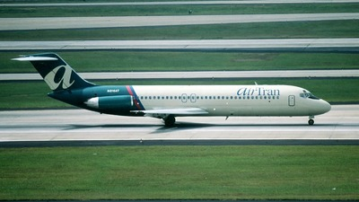 N816AT - McDonnell Douglas DC-9-32 - airTran Airways