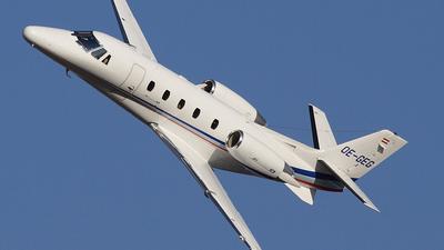 OE-GEG - Cessna 560XL Citation XLS - JetAlliance
