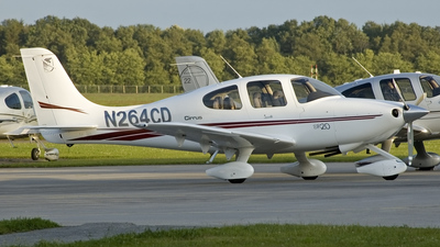 N264CD - Cirrus SR20 - Private
