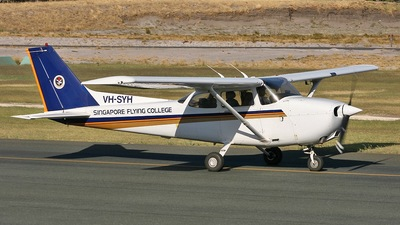 VH-SYH - Cessna 172R Skyhawk II - Singapore Flying College