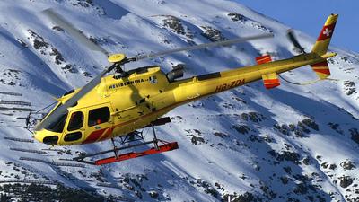 HB-ZDA - Eurocopter AS 350B3 Ecureuil - Heli Bernina