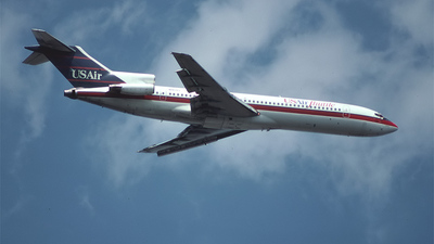 N913TS - Boeing 727-254 - USAir Shuttle