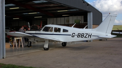 A picture of GBBZH - Piper PA28R200 - [28R7435102] - © Oliver Holmes