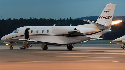 5A-DRK - Cessna 560XL Citation XLS - Libyan Air Ambulance