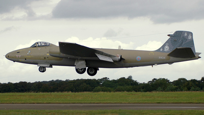 XH134 - English Electric Canberra PR.9 - United Kingdom - Royal Air Force (RAF)