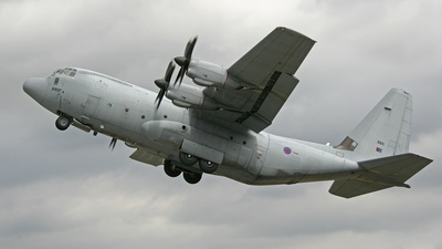 ZH880 - Lockheed Martin Hercules C.5 - United Kingdom - Royal Air Force (RAF)