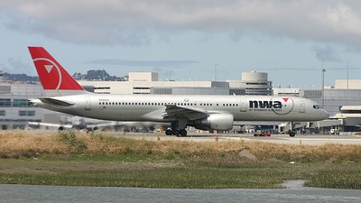 N535US - Boeing 757-251 - Northwest Airlines