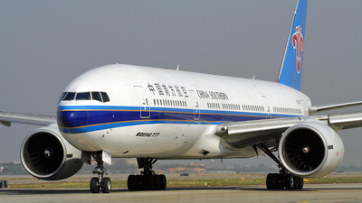 B-2053 - Boeing 777-21B - China Southern Airlines
