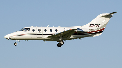 Beechcraft 400A Beechjet - Private