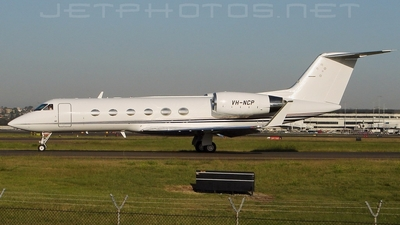 VH-NCP - Gulfstream G-IV - Private