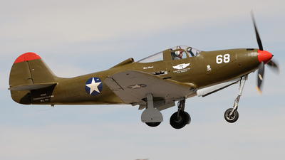 N6968 - Bell P-39Q Airacobra - Commemorative Air Force