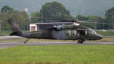 EJC2149 - Sikorsky UH-60L Blackhawk - Colombia - Army