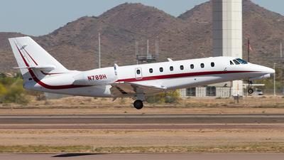 A picture of N789H - Cessna 680 Citation Sovereign - [6800041] - © Felipe Garcia
