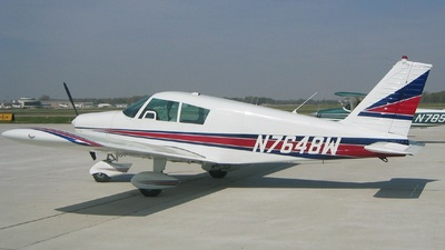A picture of N7648W - Piper PA28180 - [281624] - © Kyle Guilbeau