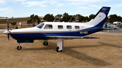 VH-NGG - Piper PA-46-350P Malibu Mirage - Private