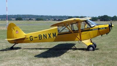 G-BNXM - Piper L-21B Super Cub - Private