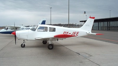 A picture of OYJEE - Piper PA28161 Cadet - [2841177] - © Soren Madsen - CPH Aviation
