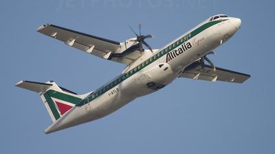 I-ATLR - ATR 72-212A(500) - Alitalia Express