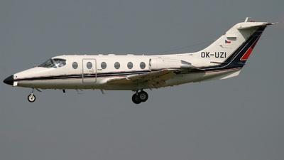 Beechcraft 400A Beechjet - Czech Republic - Civil Aviation Authority