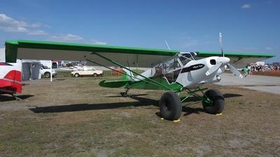 N555WY - Turbine Cubs PA-18 Super Cub - Private