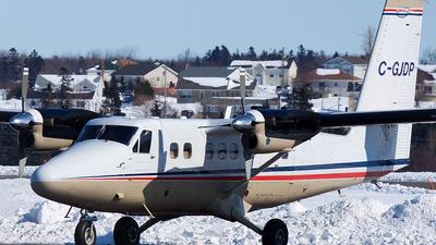 C-GJDP - De Havilland Canada DHC-6-300 Twin Otter - Private