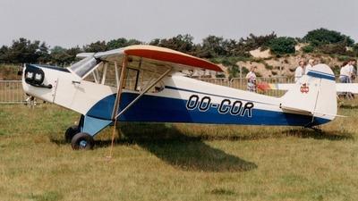 OO-COR - Piper J-3C-90 Cub - Private