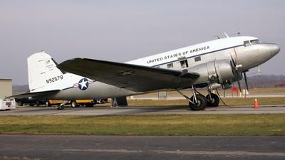 N92578 - Douglas DC-3C - Private