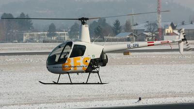 OE-XPH - Robinson R22 Beta II - BFS - Business Flight Salzburg