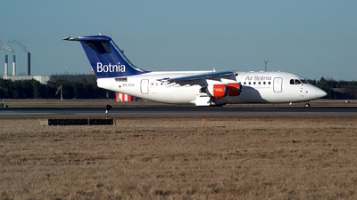 OH-SAK - British Aerospace Avro RJ85 - Air Botnia