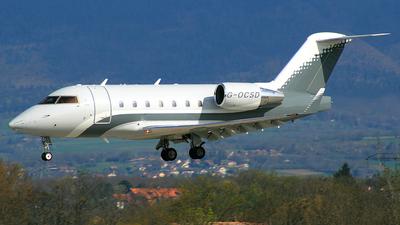 Bombardier CL-600-2B16 Challenger 604 - Ocean Sky Aviation