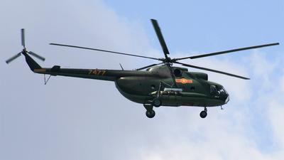 Mil Mi-8 Hip - Vietnam - Air Force