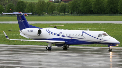 OE-IBR - Embraer ERJ-135BJ Legacy 600 - Global Jet Austria