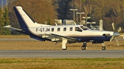 F-GTJM - Socata TBM-700 - Private