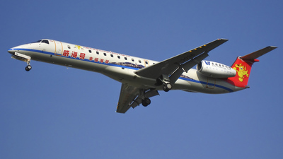 B-3036 - Embraer ERJ-145LI - Grand China Express