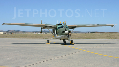 13729 - Reims-Cessna FTB337G Super Skymaster - Portugal - Air Force